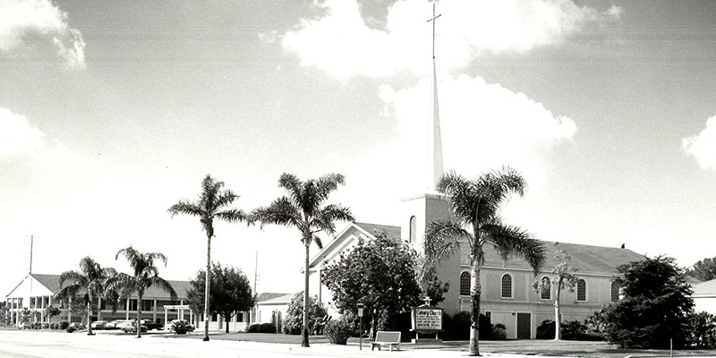 View of Calvary in 1978