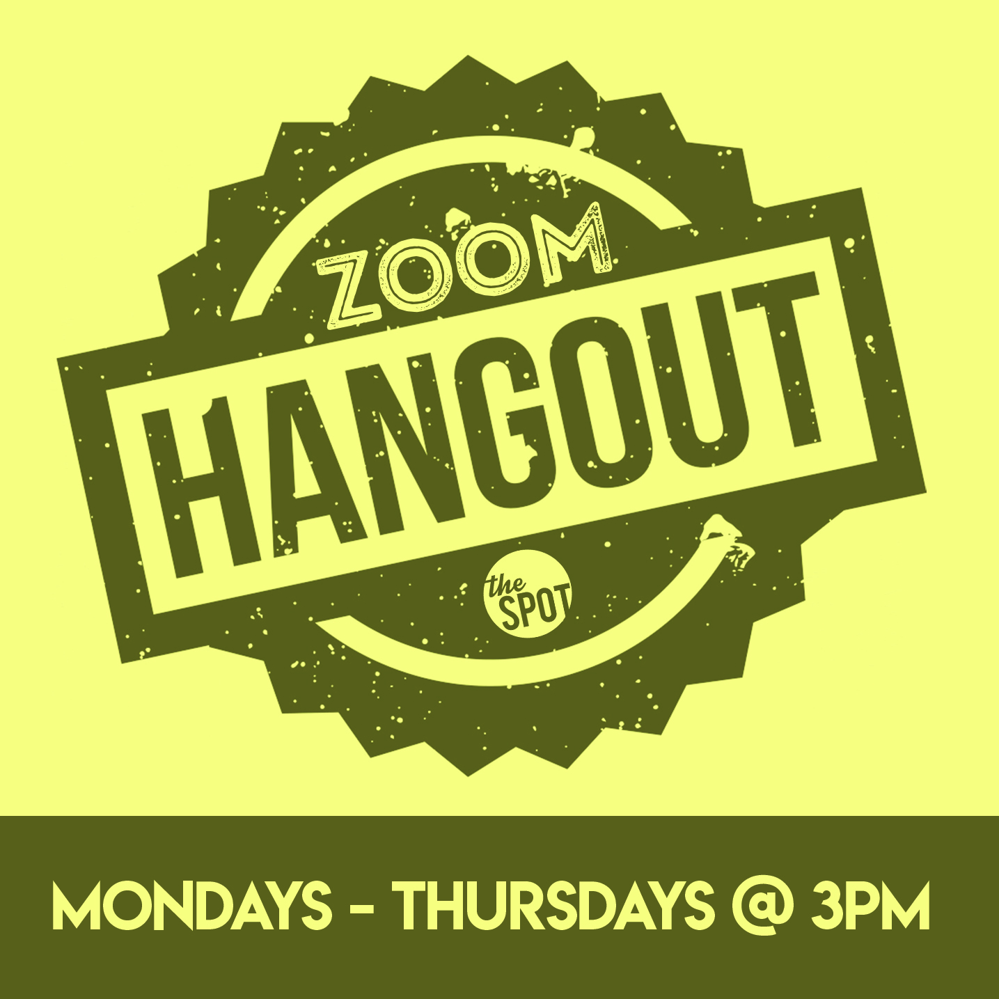 Zoom Hang Out